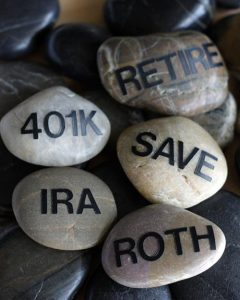 401k Roth photo