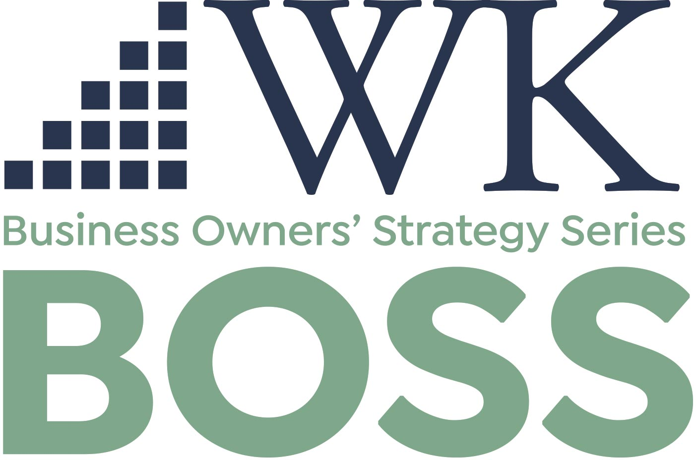 WK BOSS logo