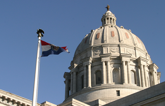 Jefferson City Capitol