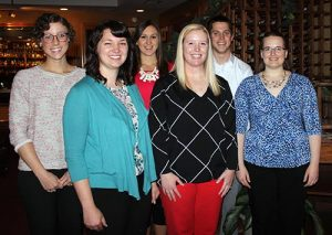 New CPAs Honored