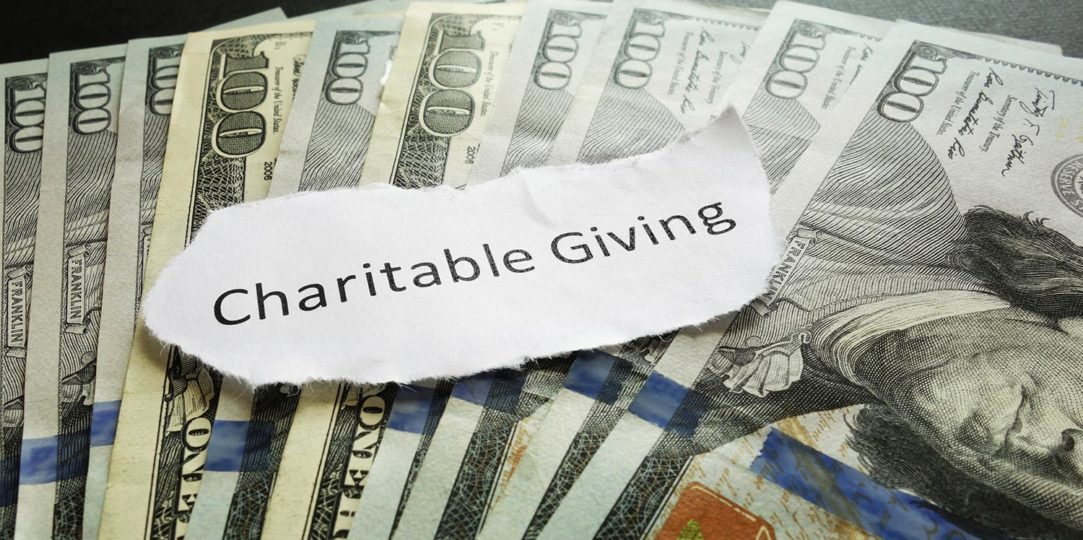 Tax planning for high net worth individuals: Charitable giving