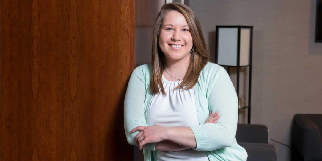 Five questions with…Ashley Ackfeld, CPA