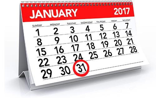 2017 Brings Accelerated Form 1099 Misc Filing Deadline If You Report