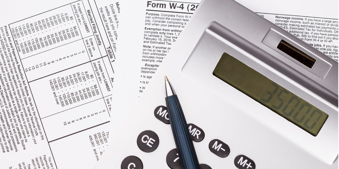 How should I fill out my W-4?