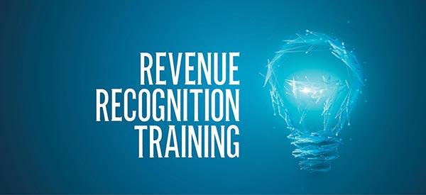 Revenue Recognition Training