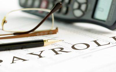 Payroll taxes photo