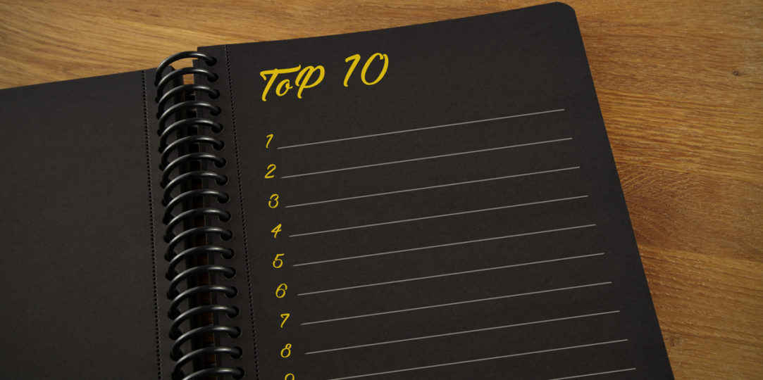 """Top 10"" Tips to Know Before Year-End"