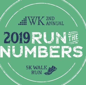 2nd Annual Run The Numbers 5K